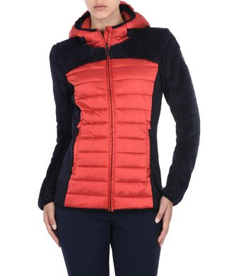NAPAPIJRI ATORGON WOMAN PADDED JACKET,RED