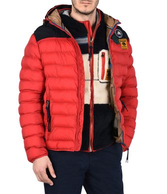 NAPAPIJRI ARTICAGE MAN PADDED JACKET,RED