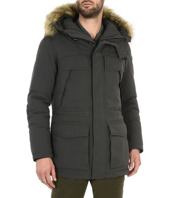 NAPAPIJRI SKIDOO OPEN LONG ECO FUR MAN SKIDOO,LEAD