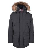 NAPAPIJRI Skidoo Man SKIDOO OPEN LONG ECO FUR a
