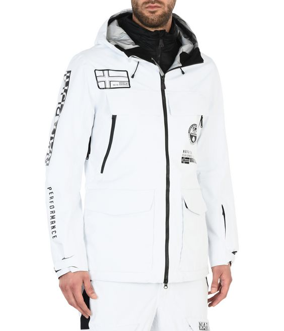NAPAPIJRI SKIDOO SKI Ski jacket Man f