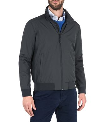 NAPAPIJRI ALENEVA MAN SHORT JACKET,STEEL GREY