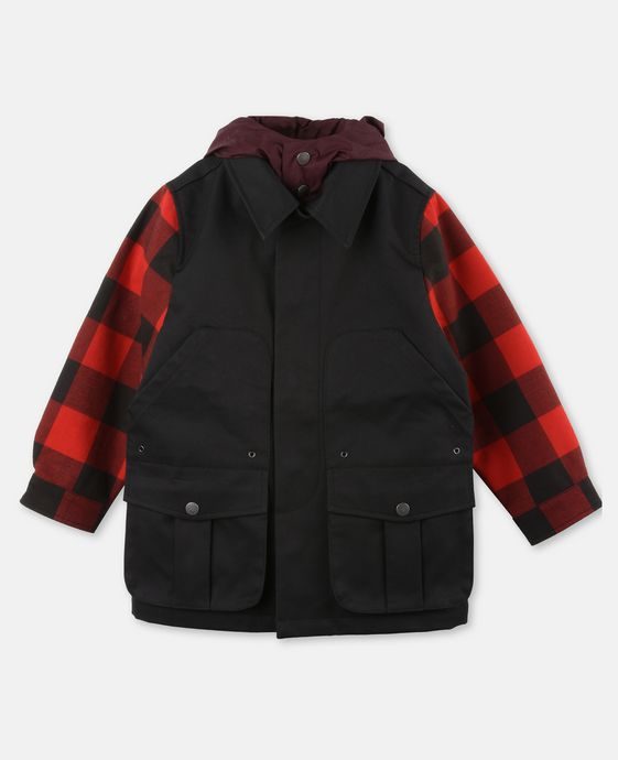 Beckett Check Jacket