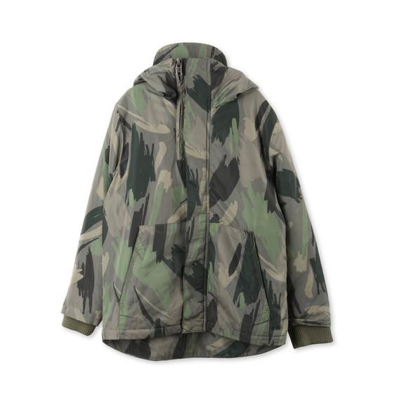 Veste Otis avec motif camouflage