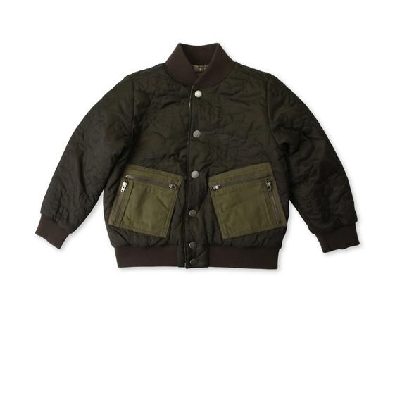 Reversible Camouflage Jacket