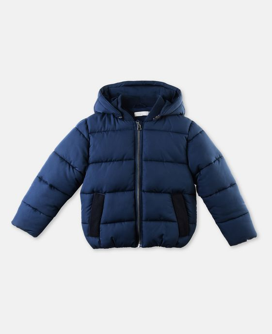 Tremblay Blue Puffer Jacket