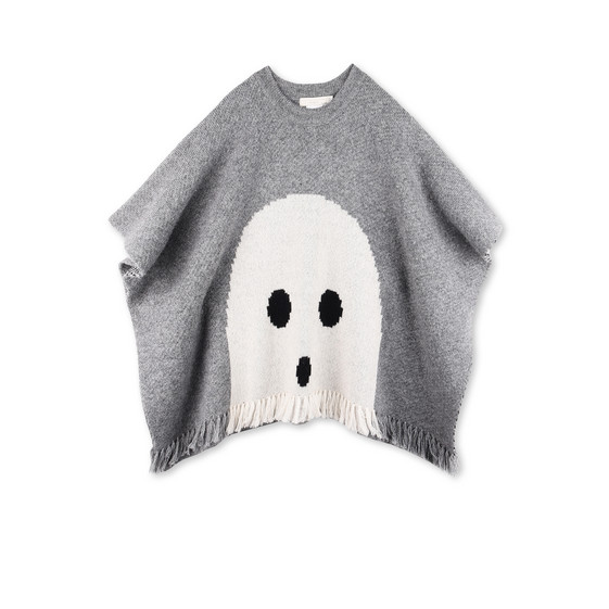 Agney Grey Ghost Cape