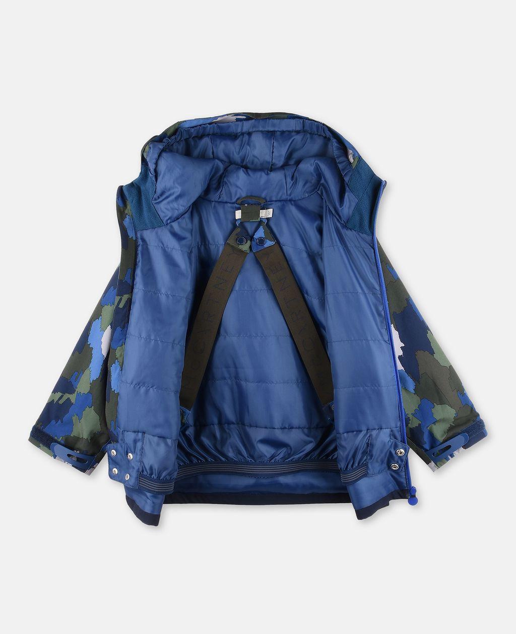 Snow Ski Jacket - STELLA MCCARTNEY KIDS