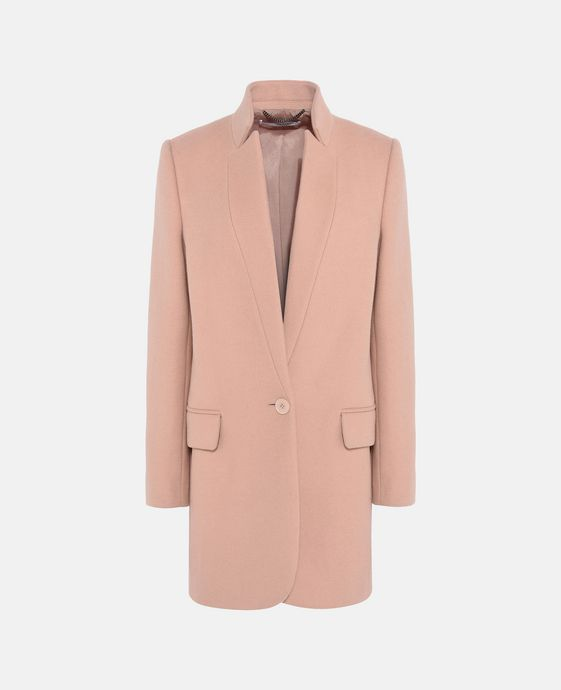 Blush Bryce Coat