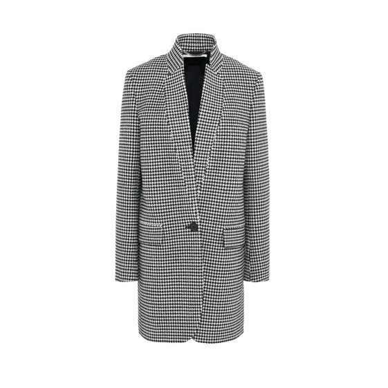 Manteau Bryce à carreaux