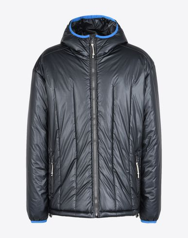 MAISON MARGIELA Jacket U Zip-up nylon puffer jacket f