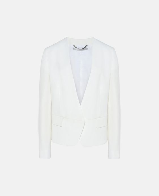 White Valentina Jacket