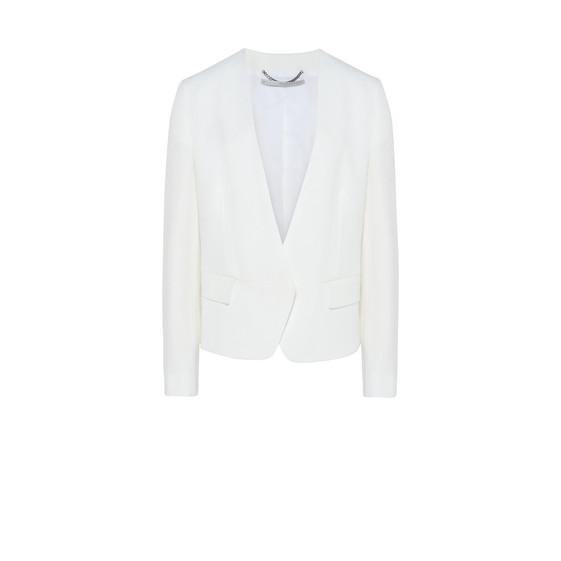White Valentina Jacket