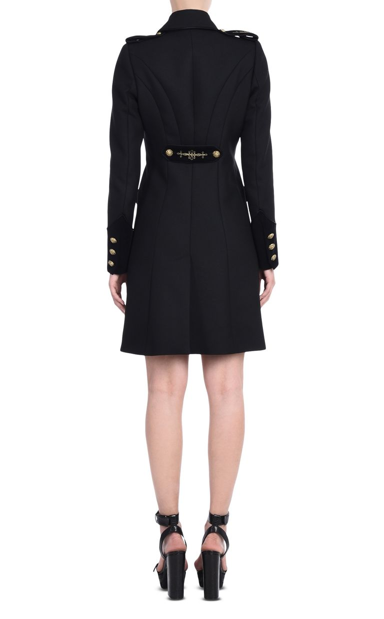 JUST CAVALLI Military-style coat Coat Woman d