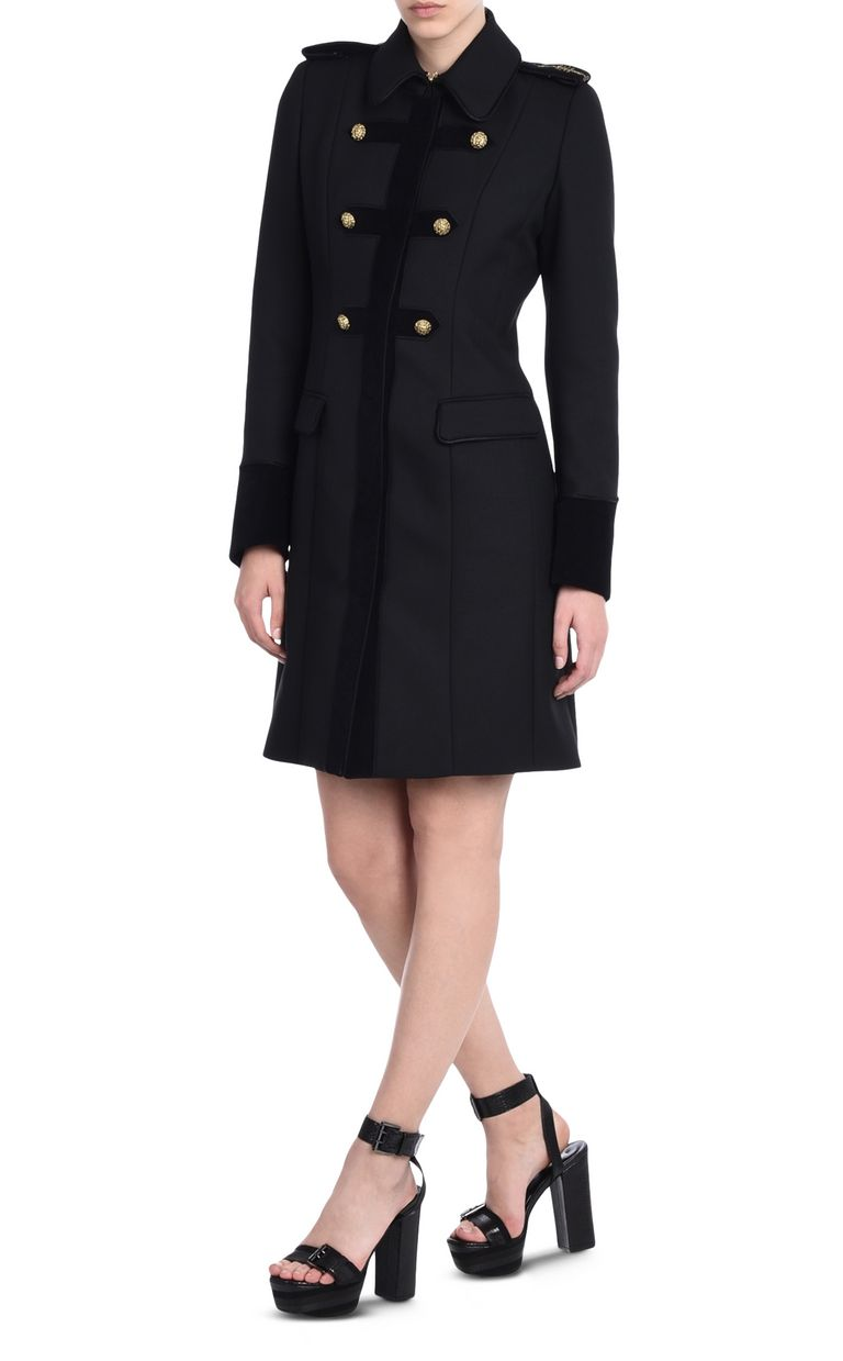 JUST CAVALLI Military-style coat Coat Woman r