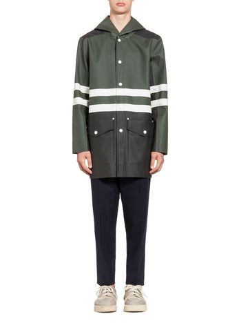 Marni Stutterheim Raincoat for Marni Man