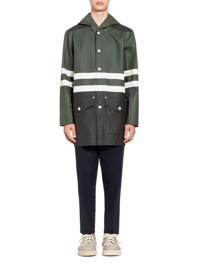 Marni Stutterheim Raincoat for Marni Man - 1