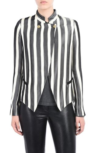 JUST CAVALLI Blazer D Korean collar jacket f