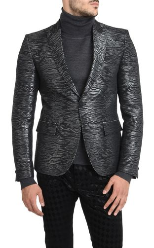 JUST CAVALLI Blazer U Korean-style jacket f