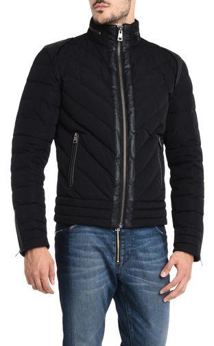 JUST CAVALLI Coat U Double-breasted military-style coat f