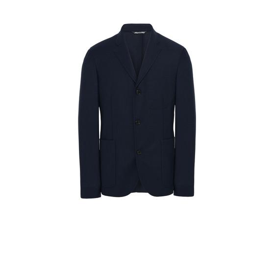 Dark Blue Bardo Jacket