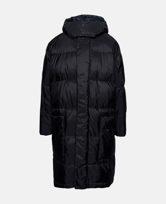 Black Orlando Puffer Jacket