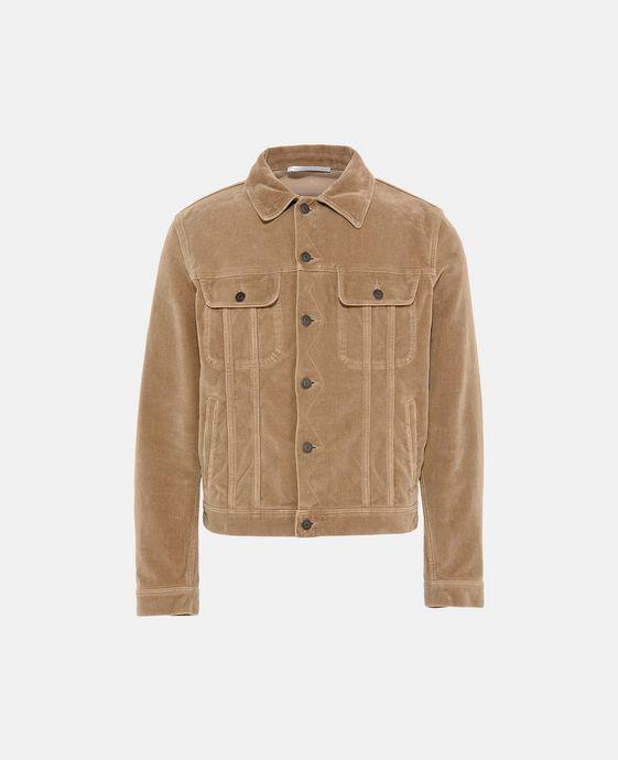 Dicky Velvet Jean Jacket