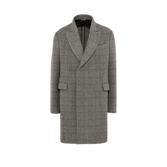 Oscar Herringbone Coat