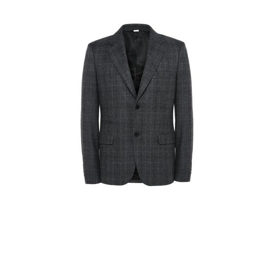 Grey Bobby Tailored Jacket