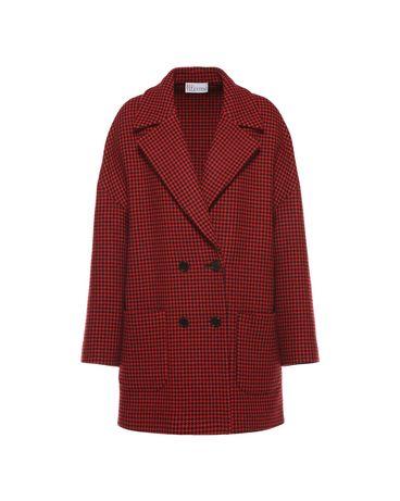 REDValentino NR3CA15532J L58 Coat Woman a