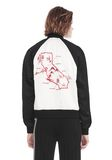 ALEXANDER WANG EXCLUSIVE SOUVENIR JACKET WITH EMBROIDERY 夹克及外套 Adult 8_n_d