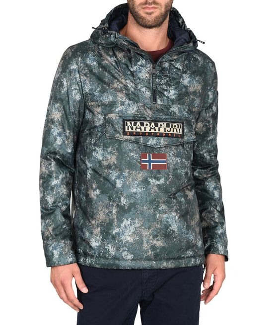 NAPAPIJRI RAINFOREST EXCLUSIVE Rainforest Man f