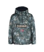 NAPAPIJRI Rainforest U K RAINFOREST EXCLUSIVE KID f