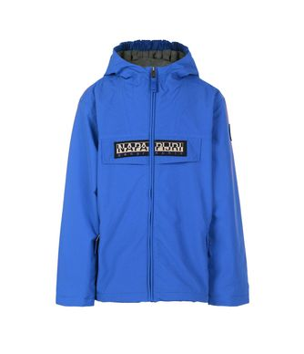 NAPAPIJRI K RAINFOREST OPEN SUMMER JUNIOR KID RAINFOREST,BLUE