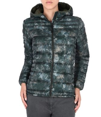 NAPAPIJRI AERONS EXCLUSIVE WOMAN AERONS,MILITARY GREEN