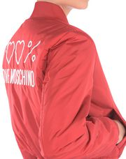 Jacket Woman LOVE MOSCHINO