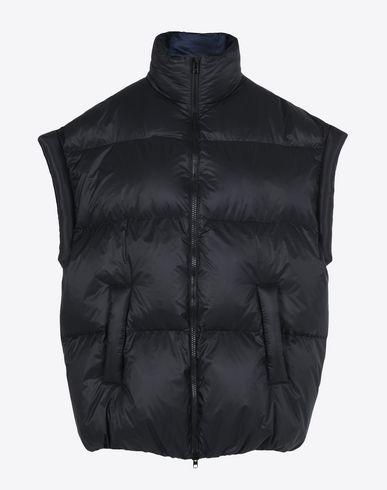 MAISON MARGIELA Vest D Oversized puffer vest f