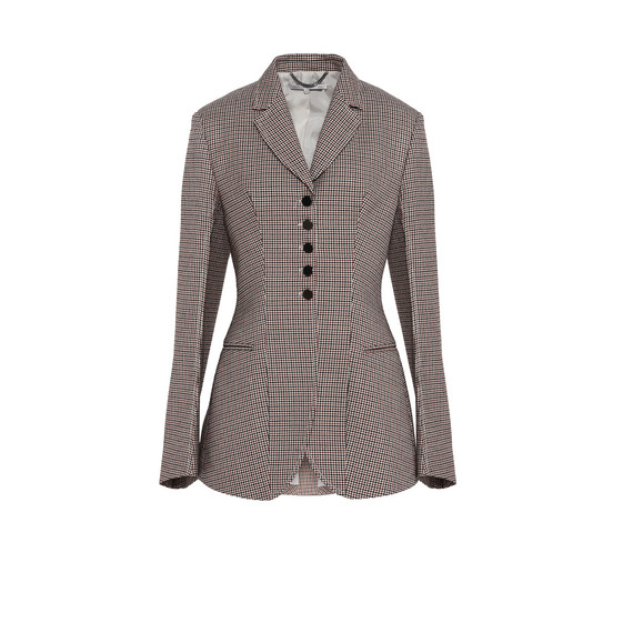 Gael Check Tailored Jacket