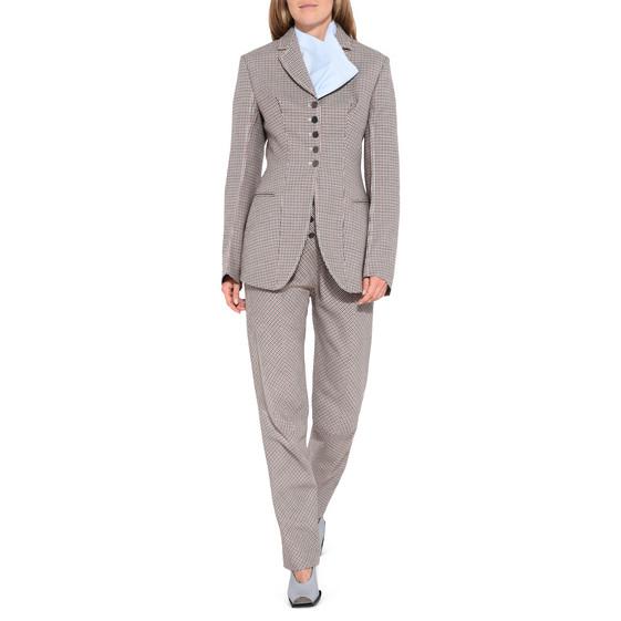 Gael Plaid Tailored Jacket