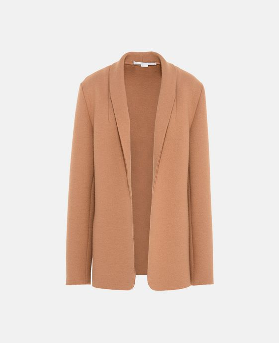 Camel Tailored Jacket