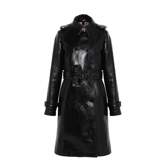 Skin-Free-Skin Michaela Trench Coat
