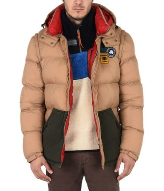 NAPAPIJRI ARTIC 2IN1  MAN PADDED JACKET,SAND