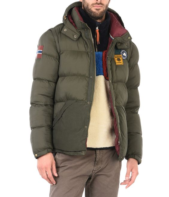NAPAPIJRI ARTIC 2IN1 Padded jacket Man f