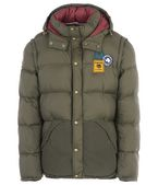 NAPAPIJRI Padded jacket Man ARTIC 2IN1 a