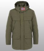 NAPAPIJRI Parka U SUPERLIGHT SKIDOO a