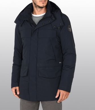 NAPAPIJRI SUPERLIGHT SKIDOO MAN PARKA,DARK BLUE