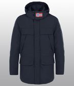 NAPAPIJRI Parka Man SUPERLIGHT SKIDOO a