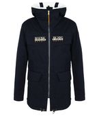 NAPAPIJRI Long jacket U AUCKLAND REVERSIBLE a