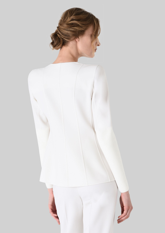 GIORGIO ARMANI DOUBLE WOOL JACKET Fashion Jacket D d