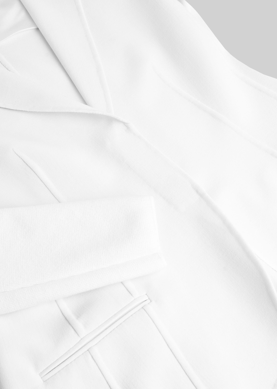 GIORGIO ARMANI DOUBLE WOOL JACKET Fashion Jacket D e